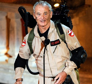 Spot On: Bill Murray