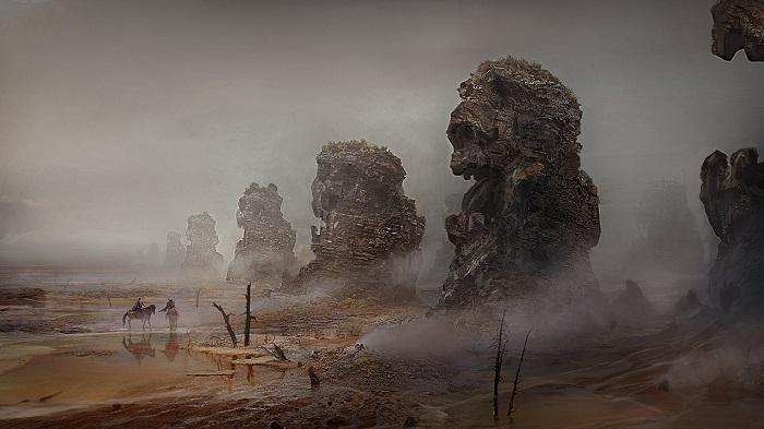 """""""Travelling Jotunheim"""", Rasmus Berggreen."""