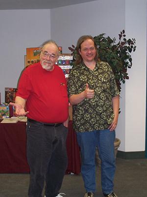 Gary Gygax e Robert Kuntz