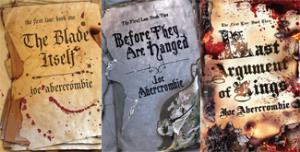 Joe Abercrombie fantasy autore