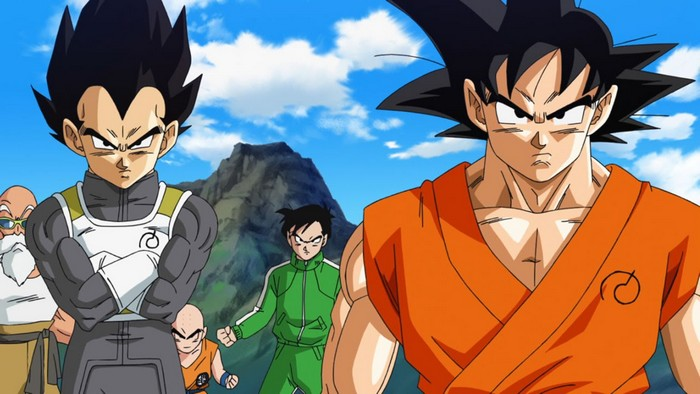 dragon ball z la resurrezione di f