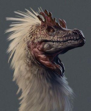 dinosauro piumato