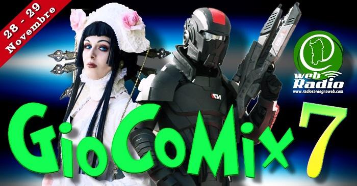 GioCoMix settima edizione