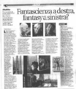 Fantasy e fantascienza sono ideologici?