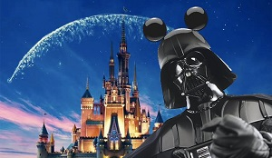 star wars disney
