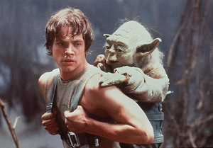 Luke Skywalker eroe