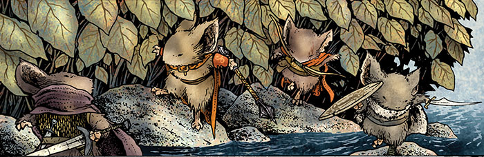 mouse guard gdr