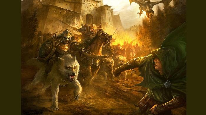 Recensione Lone Wolf