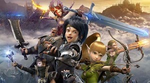 DRAGON NEST WARRIOR'S DAWN