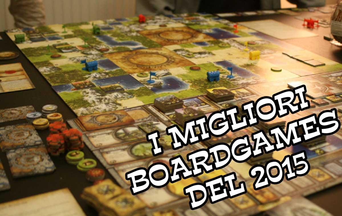 Top 7 I Migliori Giochi Da Tavolo Del 2015 Isola Illyon