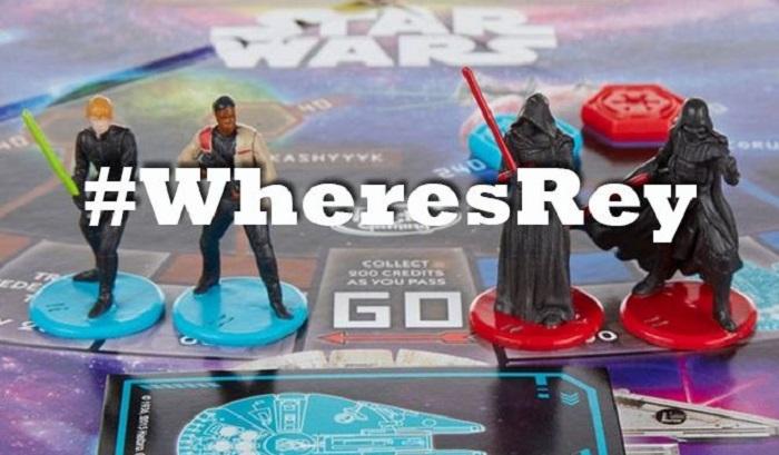 Hasbro & scomparsa di Rey