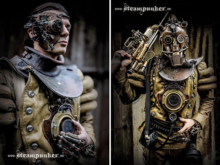 Il manuale dell'audace cosplayer: lo Steampunk