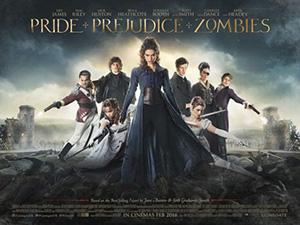 ppz: pride + prejudice + zombie