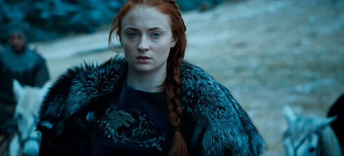 Sansa Trailer Stagione 6 Game of Thrones