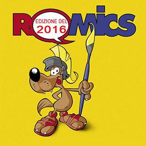 Romics 2016