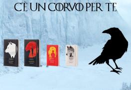 C'è un corvo per te contest Game of Thrones