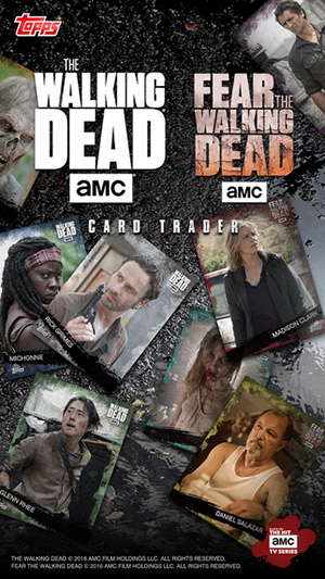 the walking dead card trader (2)