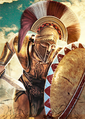 Sparta War of Empires guerriero