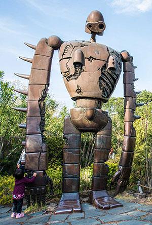ghibli-statua