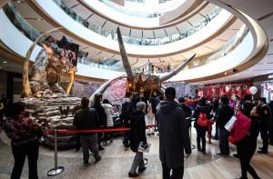 Tour dei Centri Commerciali in Cina per promuovere il film (clicca per ingrandire)
