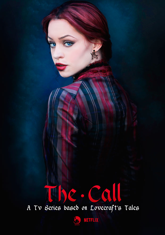 Poster-Cover-The-Call-A-Netflix-Tv-Series-based-on-Lovecraft's-tales