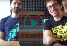 Unboxing Le Cronache del ghiaccio e del fuoco Oscar Fantastica Mondadori