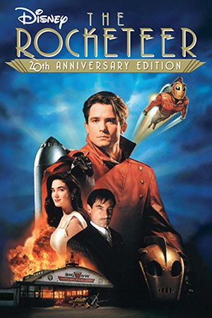 the rocketeer disney