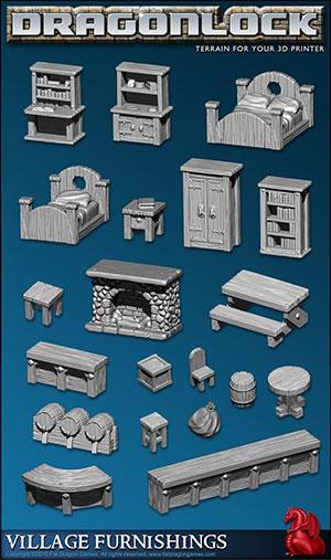 dragonlock-oggetti