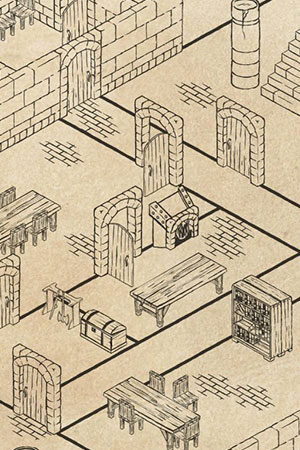 dungeon-builder-mappa
