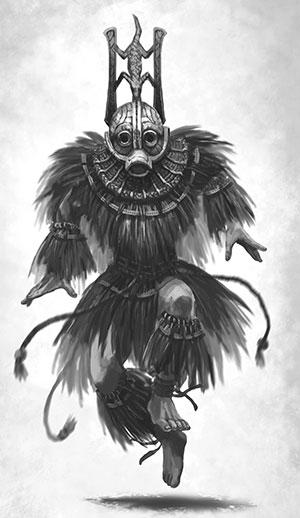 uomo-totem