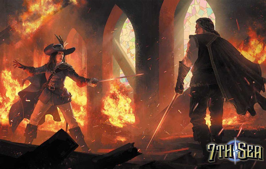 Need games porta 7th sea seconda edizione in italia for Porte 7th sea