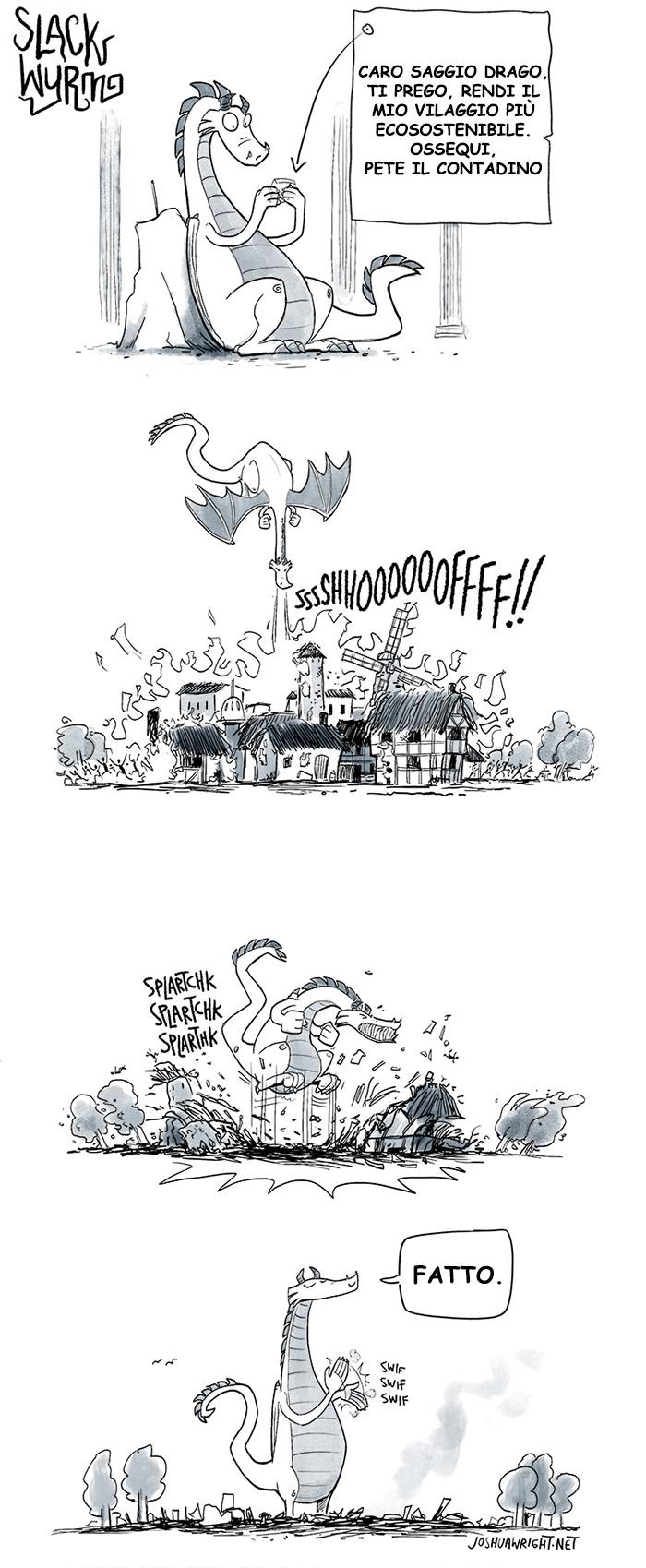 slack-wyrm-22-fumetto-fantasy