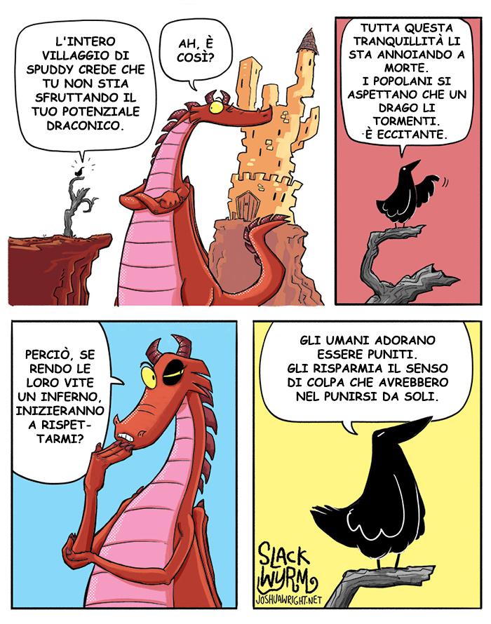 slack-wyrm-41-fumetto-fantasy