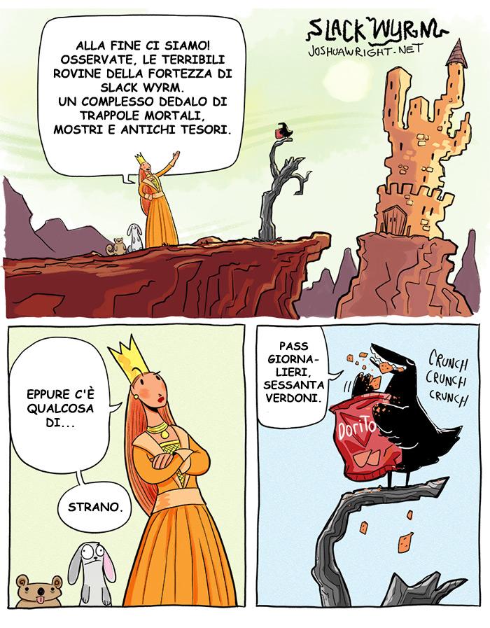 slack-wyrm-53-fumetto-fantasy