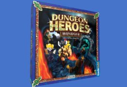 Dungeon Heroes Manager – Recensione del boardgame