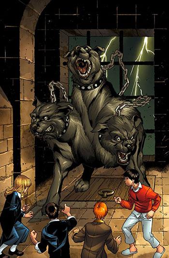 Harry potter e i fumetti un matrimonio difficile isola illyon