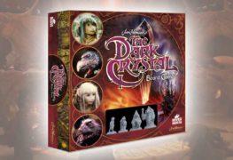Anche il film Dark Crystal diventa un boardgame