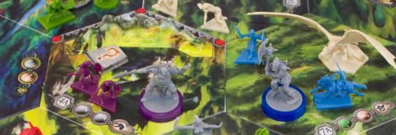 Si torna a terrinoth con runewars miniatures game isola illyon - Descent gioco da tavolo ...