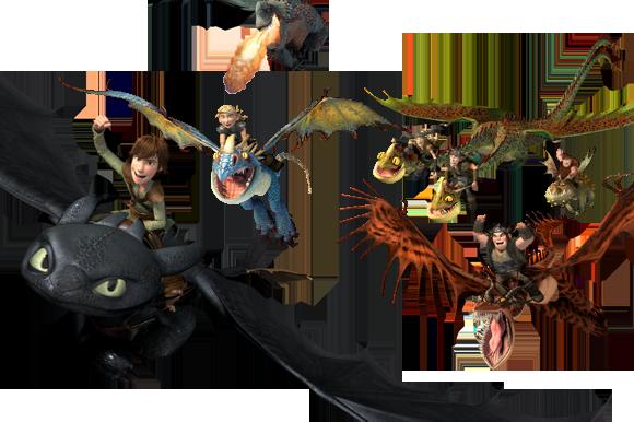 dragon trainer 13 isola illyon