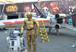 Lucca, Star Wars