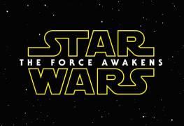 Star Wars Episodio VII: The Force Awakens