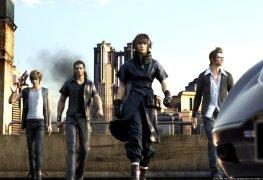 Final Fantasy XV trailer