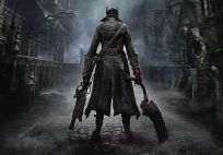 Bloodborne dark fantasy