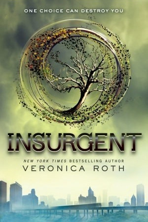 he Rainbow Book Tag - Insurgent