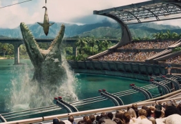 Jurassic World trailer Super Bowl