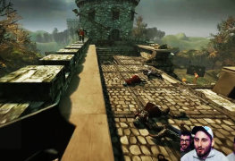 Chivalry Medieval Warfare Gameplay