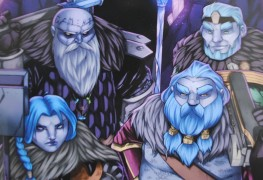 No Lands: i nani di Tor'Harn