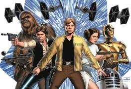 Star Wars fumetti