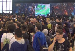 League of Legends, Comicon Napoli 2015