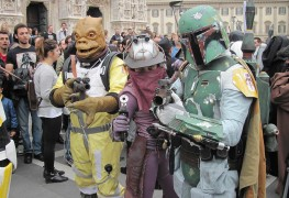 Star Wars Day 2015 Milano